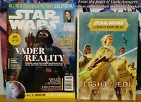 STAR WARS HIGH REPUBLIC LIGHT OF THE JEDI & INSIDER MAGAZINE #199 (B&N EXCLUSIVE