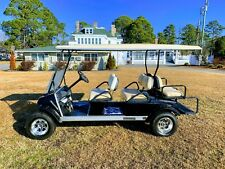 2007 Lifted Club Car DS 48 Volt Limo Golf Cart 6 Seat