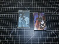 2 Classic Jazz Music Vintage Cassette Audio Tapes By 2 Different Artist