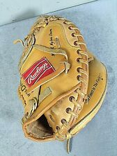 Rawlings Badge Base Ball Glove (Leather)