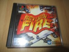 Return Fire PS1 Pal