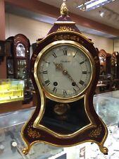Bucherer Swiss Made Sonceboz Mantel Clock