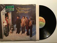 Christmas With The Imperials vinyl LP Taff Murray Will Morales MINT +bonus CD