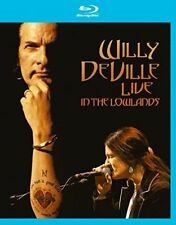 Willy Deville: Live in the Lowlands [New & Sealed] Blu-ray