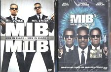 MEN IN BLACK 1, 2, 3 - IN TRE DVD NUOVI INCELLOFANATI IL CICLO COMPLETO