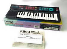 Yamaha PortaSound PSS-80 32 Mini Key Keyboard Digital Stereo Synthesizer W/ Box