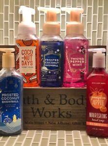 Bath & Body Works HAND SOAP - NEW FORMULA **You choose one**