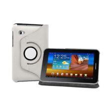Housse coque étui pour Samsung Galaxy Tab 7.0 Plus P6200 de luxe avec sytème de