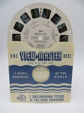 View-Master Reel 1901, Windmill Land South Holland, Single Reel