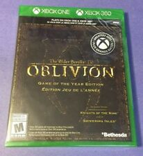 The Elder Scrolls IV Oblivion [ Game of the Year / G2 Case ] (XBOX ONE) NEW