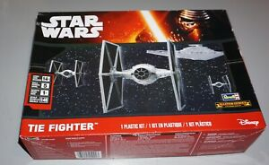 Star Wars Tie Fighter 1/48 Revell Complete & Unstarted.