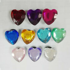 50pcs Crystal PVC Shoe Charms Accessories For Children Kids Fashion Party Gift