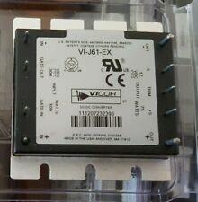 Vicor Vi-J61-Ex Isolated Dc/Dc In=200V-400V, Output 12V/ 75W Converter (Vij61Ex)