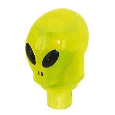 Ventilkappe AV Ventura Alien Blinklicht DC FV Ventilleuchten LED grün 2 Stück