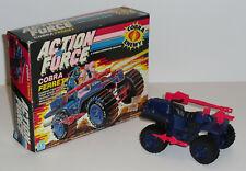 Action Force (GI Joe) Cobra ATV Ferret Vintage 1985 With Box
