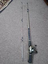 Baitcasting rod and reel combo Lot C4