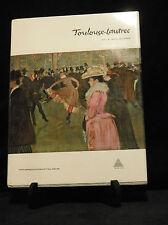 Henri de Toulouse-Lautrec Text by Douglas Cooper -50 Reproductions in Full Color