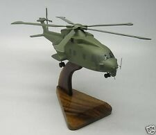 EH-101 EH Industries Helicopter Wood Model Free Shipping Regular