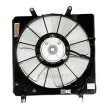 TYC Left Engine Cooling Fan Assembly - 2003-2007 Honda Accord 3.0L V6 po