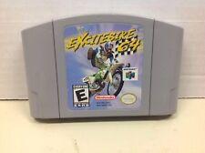 N64 (Nintendo 64) Excitebike 64 Cleaned Tested And Working