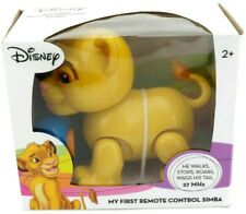 Disney The Lion King My First Remote Control Simba Walks, Stops, Roars Ages 2+