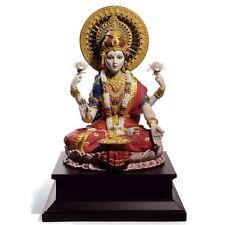 Lladro Spirit of India Hindu Goddess Lakshmi BNIB 1966