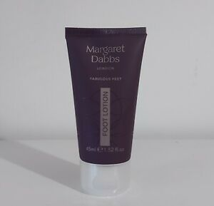 Margaret Dabbs Fabulous Feet Foot Lotion 45ml Deluxe Size New