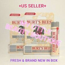 Burt's Bees Ultra Conditioning LIP BALM with KOKUM BUTTER 2x 4.25g / 0.15oz BNIB