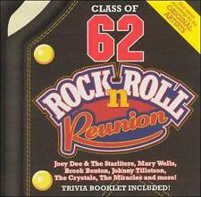 Rock N Roll Reunion 1962 by Various Artists (CD) - **DISC ONLY**