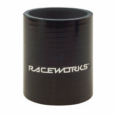 "RACEWORKS STRAIGHT 0.75""(19MM) X 60MM BLACK SHS-075BK"