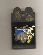 Happiest Memories on Earth - Disneyland 50th Anniversary Bandleader Mickey Pin