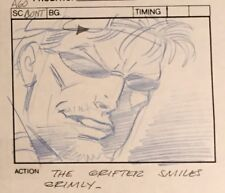 Jim Lee Wildcats Production  Storyboard Nelvana 1994-5 3