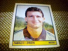 Figurina Campionato d'Italia n°2 FABRIZIO LORIERI ASCOLI Calcio Serie A