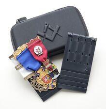 Masonic Jewel Holder by 94nine with new Zip Case