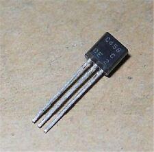 10Pcs Npn TO-92 2SC458 2SC458C Transistor New Ic xh