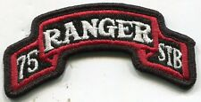 US Army 75th Ranger STB 75th Regimental Special Troops Battalion Patch