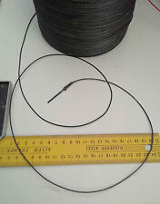 1.2MM X 30M Grey Dyneema® Fiber Synthetic Fishing Winch Marine rope tens:220kg