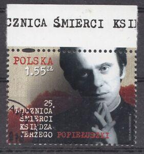 """2) Polen 2009 """" 25 Jahrestag der Emordung Pfarrer J.Popieluszko """" gest.(0007)"""