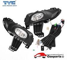 Full Set Fog Light Spot Driving Lamp KIT For Mazda 3 BK Series 1 Sedan 2003~2006