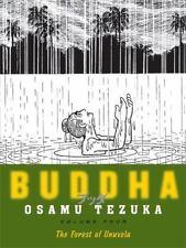 Buddha, Volume 4: The Forest of Uruvela (Buddha) by Osamu Tezuka