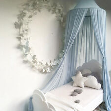 Bedding Baby Crib Canopy Mosquito Net Cot Drape Chiffon Netting Curtain Nursery
