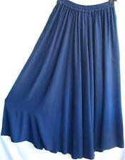 TIENDA HO~BLUEBERRY~Susti~MOROCCAN COTTON S6 FULL SKIRT~Lagenlook~Free (M-1X?)