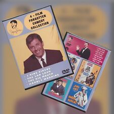 3 Ring Circus/The Sad Sack/The Big Mouth/Hardly Working Jerry Lewis 4 DVD Set