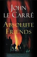 Absolute Friends, John le Carre, 0316000647, Book, Acceptable