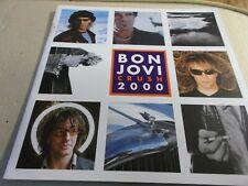 More details for bon jovi,crush 2000 tour program,nice condition