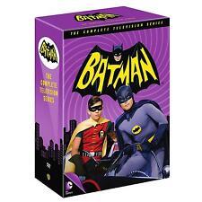 Batman: Original 1960s Adam West TV Series Seasons 1 2 3 Boxed DVD Set NEW!