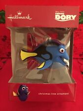 Christmas Tree Disney Hallmark Finding Dory  Ornament New In Box