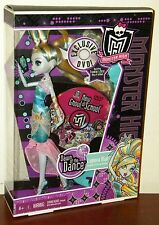Monster High Dawn of the Dance Lagoona Blue 2011 #W2145 NRFB w/ Exclusive DVD