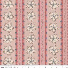 Riley Blake Twig & Grace - Calico Pink Fabric by Riley Blake/Quilting/Patchwork