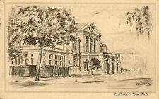 CHELTENHAM(Gloucestershire) :Town Hall-R.C.SHADVELL- PHOTOCHROM